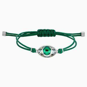 Swarovski power collection evil eye bracelet